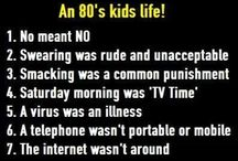 80s kid / by Mecca