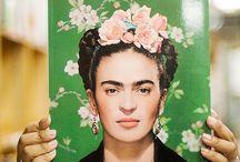 Frida Kahlo / by Renata