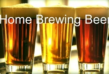 Hubby's Hobby  / Beer making