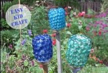 yard decor... DIY!! / DIY yard decorations!!!