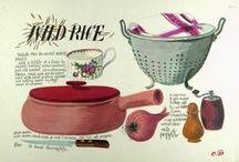 Inspiration: Food Infographics