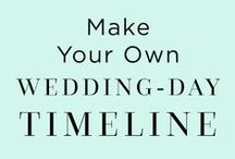 Wedding Advice and Planning / From the perfect first dance wedding songs to your ideal wedding checklist, we've got everything you need to stay calm while planning your happily ever after.