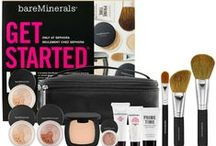 Bare Minerals / We carry the full line of bareMinerals Makeup, come and see why this is the best makeup for your skin & for your inner beauty!