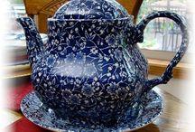 All Things Tea..... / Teas, teapots, tea quotes...... / by Sharon Sossamon