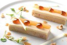 dressage assiette / de jolies assiettes. pretty plates.