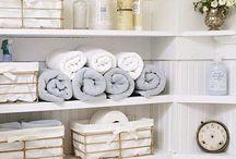 Home organisation / Storage & decluttering tips