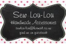 Sew Lou-Lou Handmade Accessories
