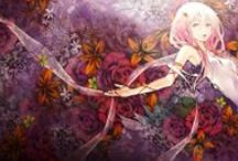 color anime art