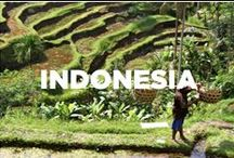 Indonesia / Travel inspiration board for Indonesia. Travel off the eaten path with us at www.travelingspoon.com