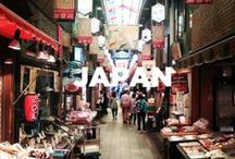 Japan / Travel inspiration board for Japan. Travel off the eaten path with us at www.travelingspoon.com