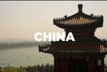 China / Travel inspiration board for China. Travel off the eaten path with us at www.travelingspoon.com