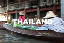 Thailand / Travel inspiration board for Thailand. Travel off the eaten path with us at www.travelingspoon.com