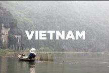 Vietnam / Travel inspiration board for Vietnam. Travel off the eaten path with us at www.travelingspoon.comexperiences that Hanoi has to offer.