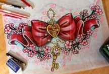 Tattoo ~ Sailor Moon Bows