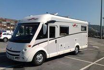 CARTHAGO C - COMPACTLINE 143 / Autocaravana de alquiler. Gama alta. Seguridad, confort, excelentes prestaciones. Facilidad de conducción, lujoso interior.