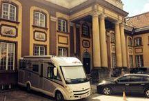 Polonia / Fotografías de nuestra ruta por Polonia con la autocaravana Carthago C Compactline 143.
