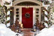 Christmas / Christmas decorations and decor ideas.