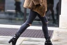 Street Style / inspiration from women on the move