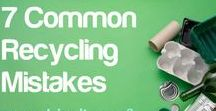 Upcycle, Recycle, Go Green! / What to do with those plastic bags, DIY cleaners that work, and much more.