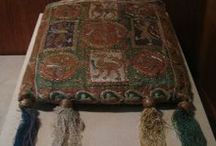 Medieval bags and purses