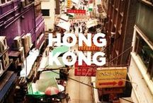Hong Kong / Travel inspiration board for Hong Kong. Travel off the eaten path with us at www.travelingspoon.com