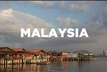 Malaysia / Travel inspiration board for Malaysia. Travel off the eaten path with us at www.travelingspoon.com