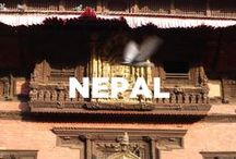 Nepal / Travel inspiration board for Nepal. Travel off the eaten path with us at www.travelingspoon.com