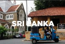 Sri Lanka / Travel inspiration board for Sri Lanka. Travel off the eaten path with us at www.travelingspoon.com