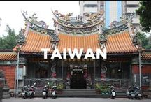 Taiwan / Travel inspiration board for Taiwan. Travel off the eaten path with us at www.travelingspoon.com