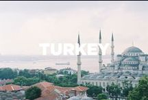Turkey / Travel inspiration board for Turkey. Travel off the eaten path with us at www.travelingspoon.com