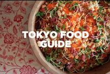 Tokyo Food Guide / We love Tokyo, and we've come across some gems while exploring the city. These are a few of our favorite spots to get the best food in Tokyo.