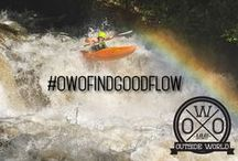 Whitewater Kayaking / This board is all about the stouts!