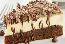 Decadent Desserts / Literally all kinds of desserts.  Chocolate, candy, pie, donuts, ice cream, and more!