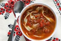 Souped Up / Soups to get excited about.