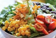 Salads That Rock / No boring lettuce here!  Only legitimately delicious salads.