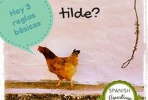 Gramática española. Agualivar Spanish School
