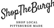 ShopTheBurgh / Perfect way to Shop Local Online in Pittsburgh. Find great gifts, handmade items and more from the Burgh!