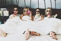 Girls Night In! / Featuring ideas for the perfect girls day.