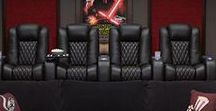 New Year? New Theater! / Creative ways to design your home theater!