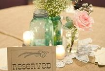 Love: Wedding / Wedding Inspiration! / by Laura Machado