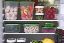 Home: Storage Ideas & Organization / Ideas on how to store daily items like pots & pans, plastic food storage, sheets, and more! / by Laura Machado