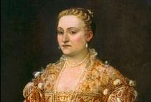 SCA Venetian dress
