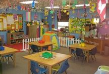 Kindergarten- Room Ideas / Classroom decorating ideas