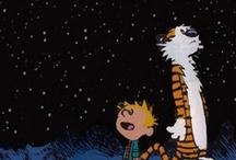 Calvin & Hobbes / by Terri Weddle Troyan
