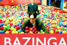 Bazinga! Big Bang Theory / by Terri Weddle Troyan