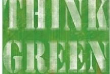GREEN / by Terri Weddle Troyan