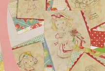 Thimblestitch.....Brenda Ryan / Brenda's beautiful designs are available from Mrs Martin's Quilt Shop.
