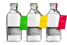 Bottle Designs - Wine and Liquor / Bottles for wine, liquors, water and other drinks.