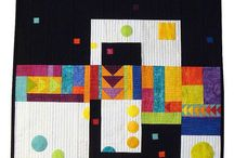 Quilts Modern / by Linda Labenz
