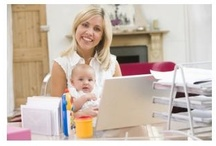 Work from Home and Further Education / Some great work from home and further study ideas for mums!